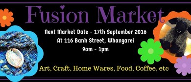 Fusion Market - Relaunch