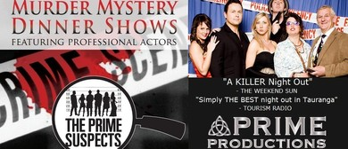 Killer Night Out - Christmas Murder Mystery Dinner Show: SOLD OUT