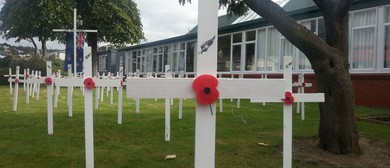 Somme Remembrance Service