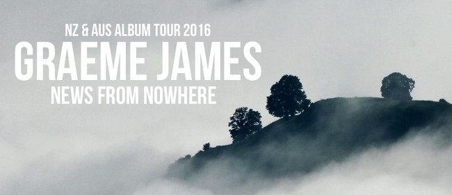 Graeme James News From Nowhere