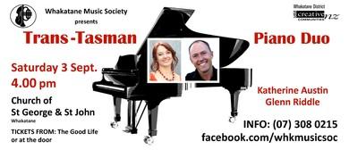 Trans-tasman Piano Duo