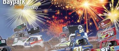 Season Finale Fireworks Extravaganza