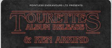 Tourettes & Ken Arkind - Spoken Word and Other Nonsense