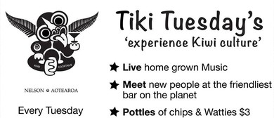 Tiki Tuesday's - Experience Kiwi Culture