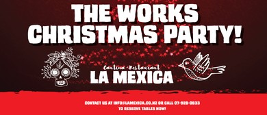 The Works Christmas Party