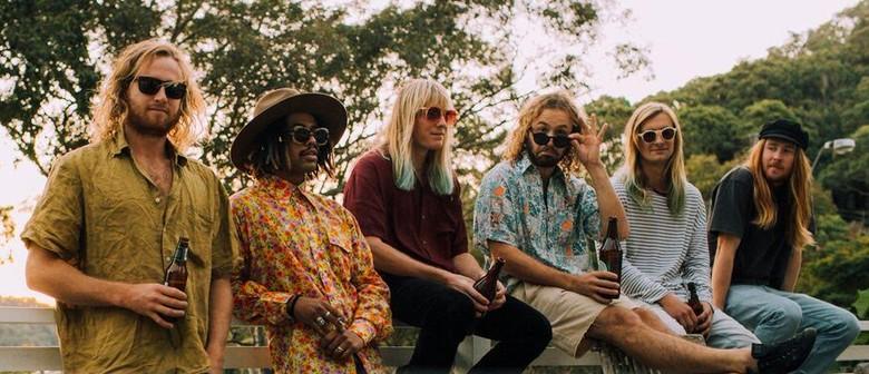 Ocean Alley - 'Lost Tropics' NZ Release Tour