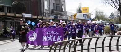 Alzheimers Wairarapa - Memory Walk