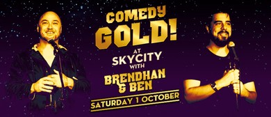 Comedy With Brendhan Lovegrove & Ben Hurley