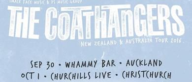 The Coathangers (USA) Nosebleed Weekend Tour