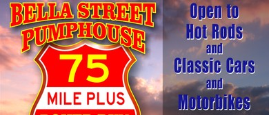 Bella Street Pumphouse 75 Mile & Poker Run