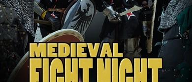 Medieval Fight Night