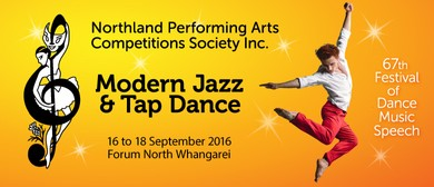 Northland Performing Arts Competitions: Jazz & Tap Dance