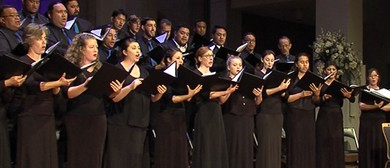 Hear Our Voices with the Graduate Choir NZ and Operanesia