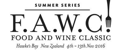 F.A.W.C! Electrolux Masterclass Series