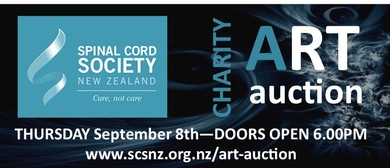 Spinal Cord Society Charity Art Auction
