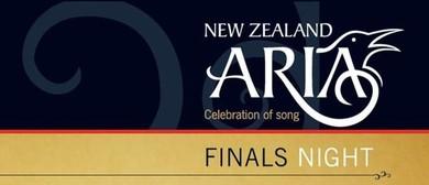 New Zealand Aria Finals Night