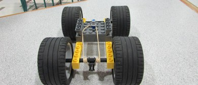Wacky Wheels - Technic Motors