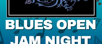 Hamilton Blues Open Jam