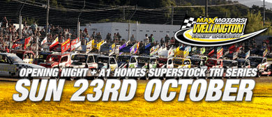 Opening Night & A1 Homes Superstock Tri-series Round 1
