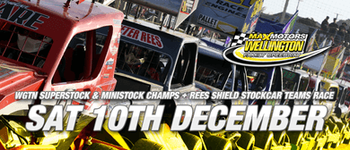 WGTN Superstock & Ministock Champs and Rees Shield Teams Rac