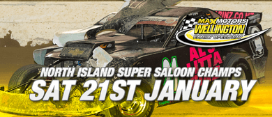 North Island Super Saloon Champs