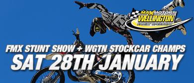FMX Stunt Show & WGTN Stockcar Champs