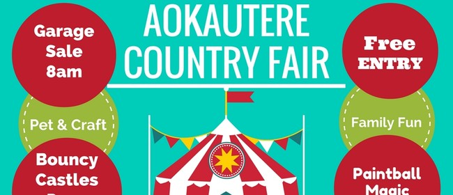 Aokautere Country Fair