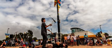 Orewa International Boulevard of Buskers
