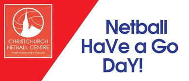 Netball Have a Go Day!