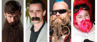 3rd NZ Beard & Moustache Competition
