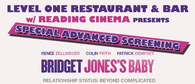 Special Advanced Screening of Bridget Jones's Baby