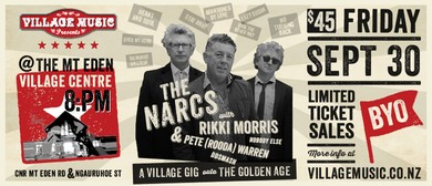 The NARCS - A Village Gig