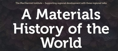 A Materials History of The World