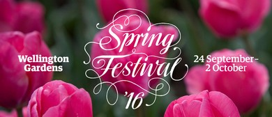 Public Talk: Flowers Planted By the Mind - Spring Festival