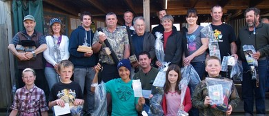Kilwell Lower Waikato River Trout Contest