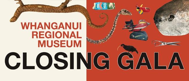 Whanganui Regional Museum Closing Weekend Gala