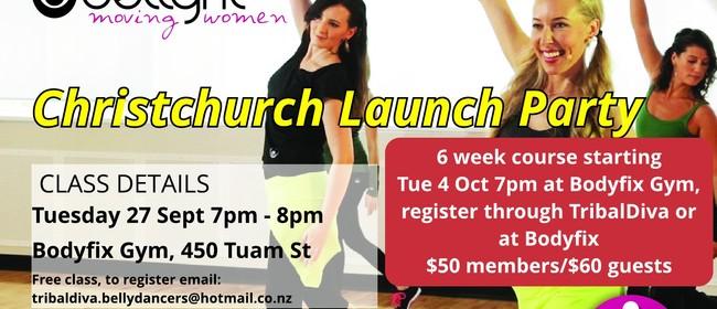 Bellyfit Christchurch Launch Party