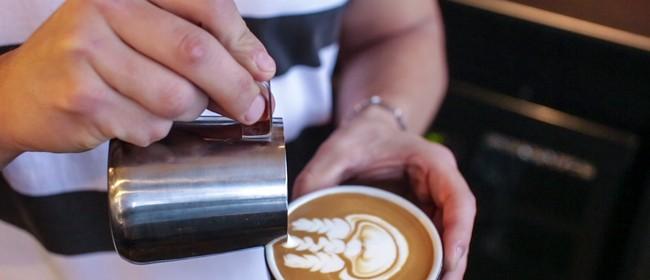 Atomic Latte Art Throwdown