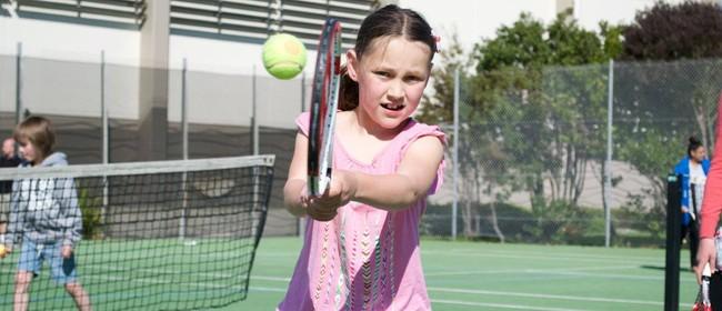 Tennis Hot Shots Open Day