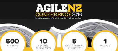 AgileNZ Conference 2016