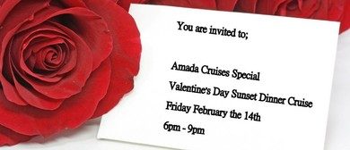 Valentine's Day Sunset Dinner Cruise 2017