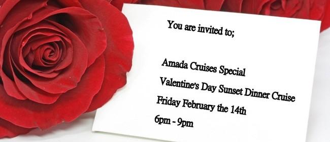 Valentine's Day Sunset Dinner Cruise 2017