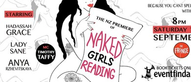 Naked Girls Reading: The New Zealand Debut!