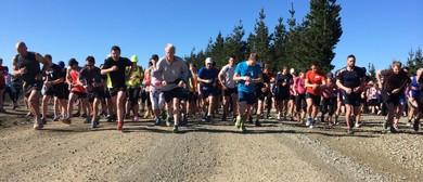 North Loburn School Half Marathon and 10k Run-walk