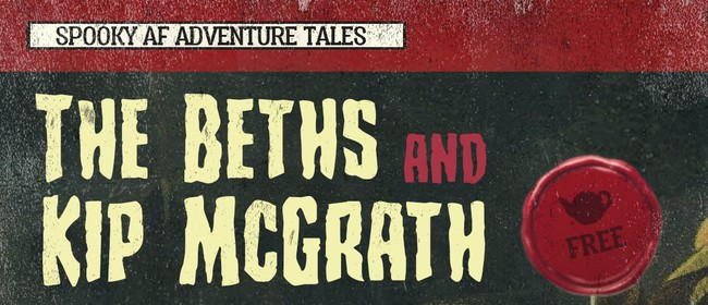 The Beths - Kip McGrath