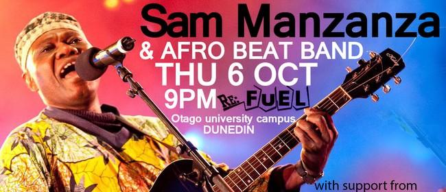 Sam Manzanza & Afro Beat Band