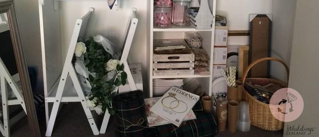 Recycled Weddings Green Wedding Showcase + Garage Sale