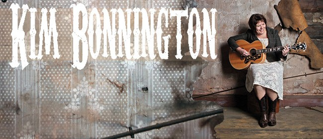 Kim Bonnington Debut EP tour