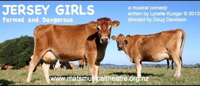 Jersey Girls - Farmed and Dangerous
