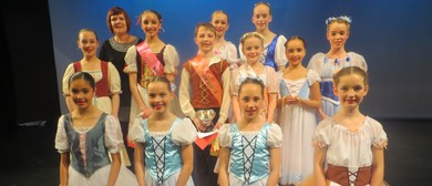 Palmerston North Dance Association Annual Dance Festival